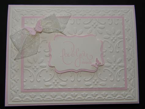 card embossing well scripted st set so creative cards