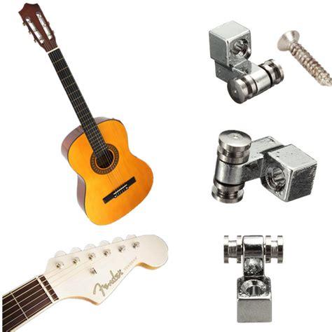 guitar rubber st buy chrome roller string tree fender strat tele style