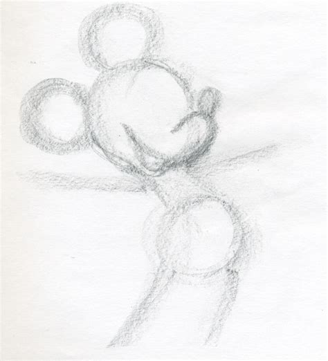 drawing for beginners how to draw mickey mouse mulberry