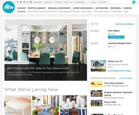 home design network tv tv channel network web design trends inspiration