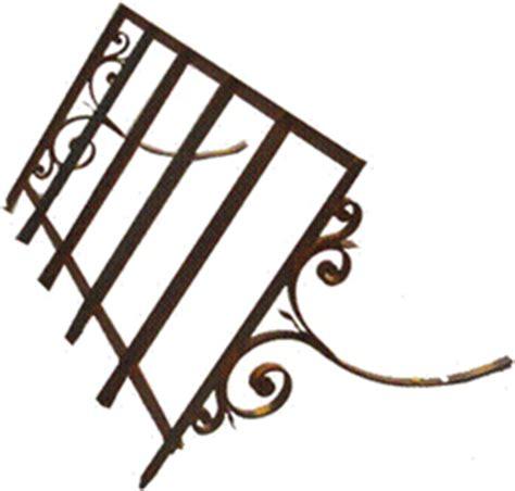 mobilier en fer forg 233 table lit applique balustrade banquette bar canap 233 chaise