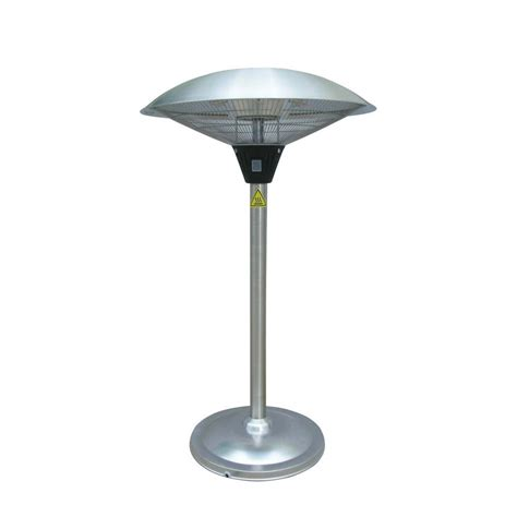 tabletop patio heaters az patio heaters 1 500 watt infrared tabletop electric patio heater hil 1821 the home depot