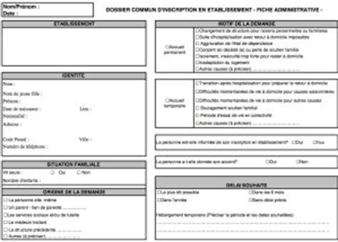 documents pour accueil en ehpad cabinet m 233 dical pleudihen