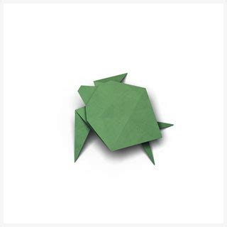 simple origami turtle origami patterns pages wwf