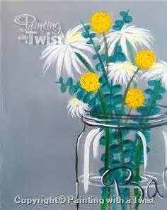 paint with a twist royal oak event vibrant flowers oh painting