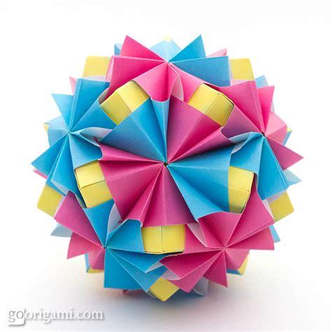 modular origami sonobe waltz sonobe by sinayskaya diagram go origami