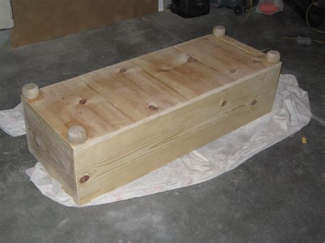 how to build a storage ottoman tda decorating and design storage ottoman finishing