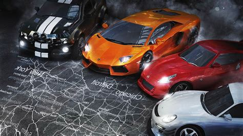 Car Wallpaper Decorating by Free 3d Racing Cars The Crew Wallpapers