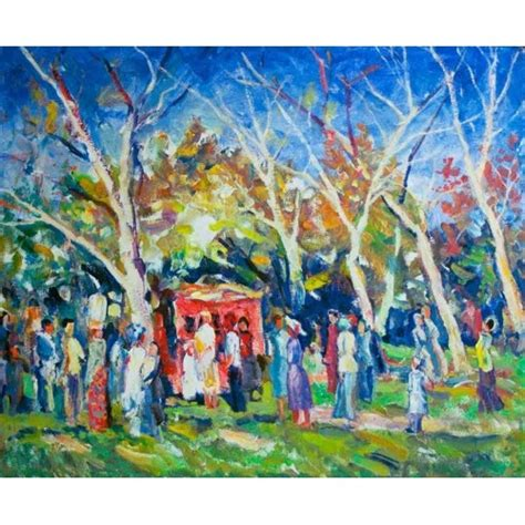 Russian Impressionist Painting Festival By Vitold