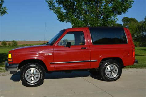 small engine repair training 1988 ford bronco ii spare parts catalogs service manual automotive air conditioning repair 1989 ford bronco ii interior lighting