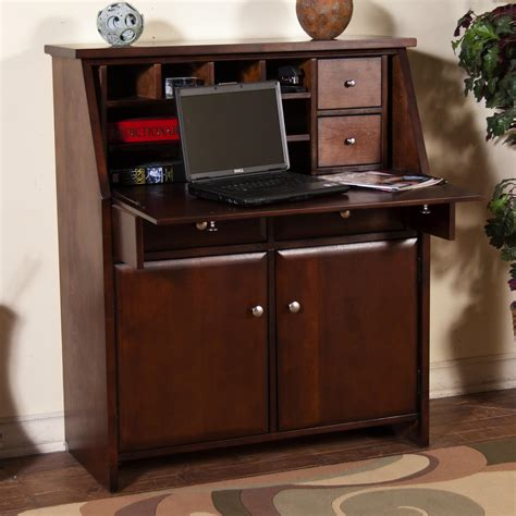 drop leaf computer desk designs cappuccino drop leaf laptop desk armoire