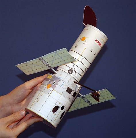 paper telescope craft paper models nasa space crafts