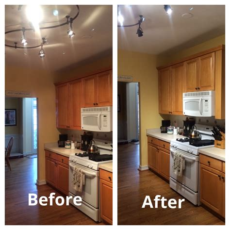 lights for kitchen led lights replace halogens in kitchen update energy