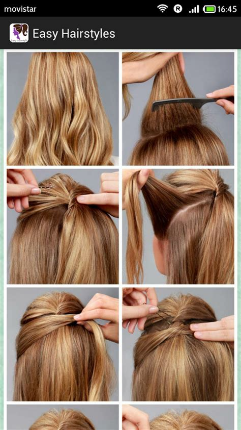 step by step guide to a beauitful hairstyle simple diy braided bun puff hairstyles pictorial