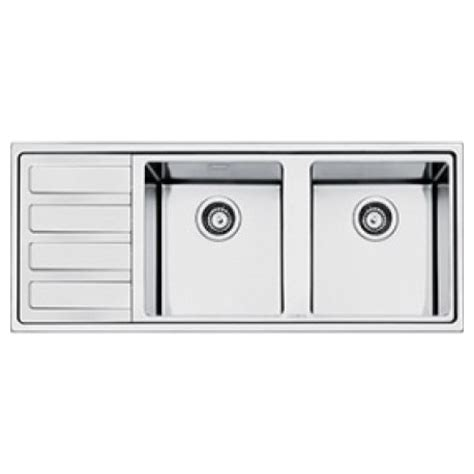smeg vqr40rs mira kitchen sink smeg ld116s 2 mira kitchen sink 2 bowls brushed stainless