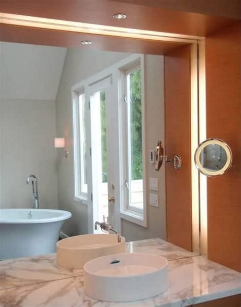 20 photos led lights for bathroom mirrors mirror ideas