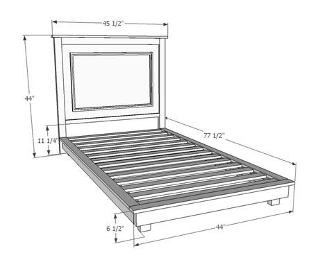 bed frame sizes size bed frame dimensions decorate my house