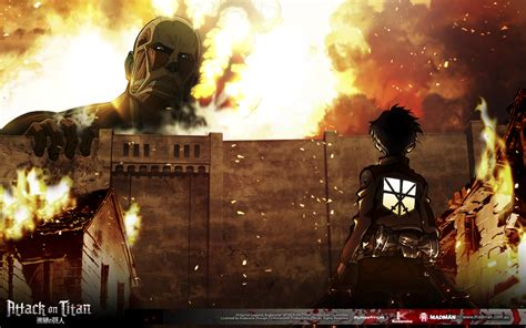 attack on titan 6 attack on titan madman entertainment
