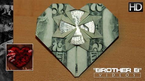 money origami with quarter origami dollar bill quarter doovi