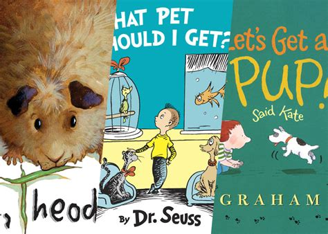 picture books about pets 8 books that show how to treat animals brightly