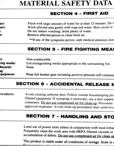 spray painting risk assessment template safety data sheet