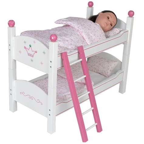 our generation bunk beds wooden bunk bed 18 quot doll american mckenna kanani