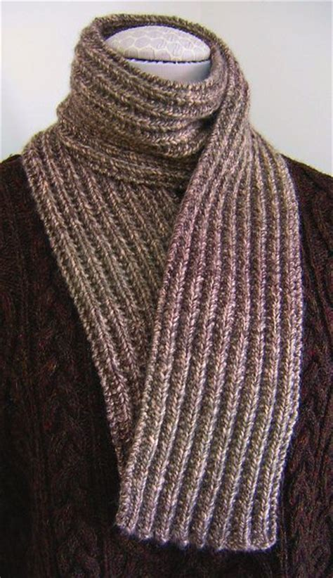simple mens scarf knitting pattern best 25 scarf ideas on mens scarf fashion