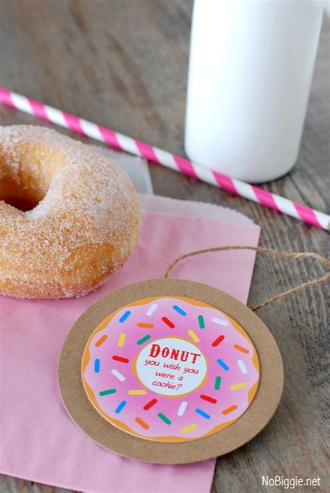 it s a donut free printables