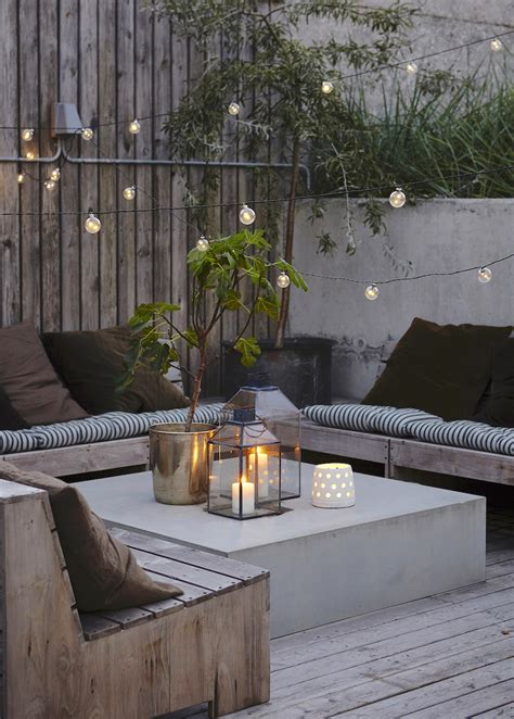 patio table lighting outdoor patio string lights backyard ideas