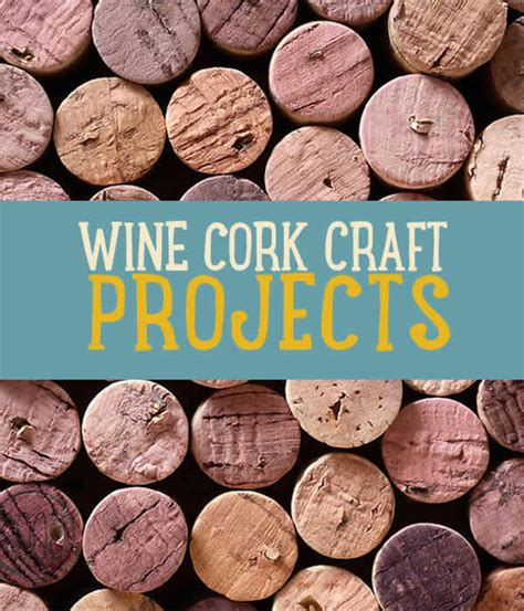 wine cork craft projects diy wine cork crafts diy ready