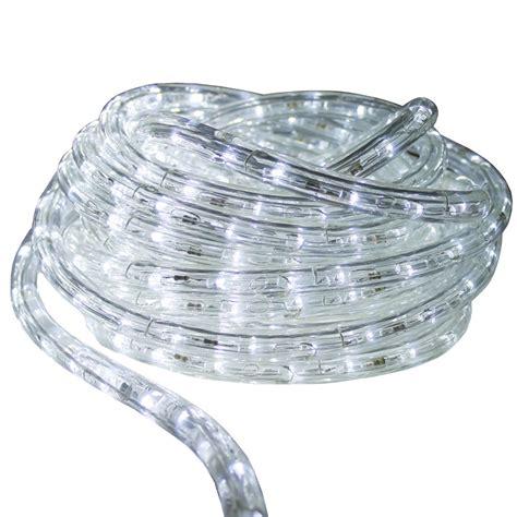 cool white rope lights 12v led dimmable cool white rope light 50ft ledropekits
