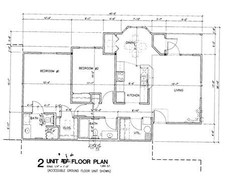 House Floor Plan Measurements simple house blueprints with measurements and apartment