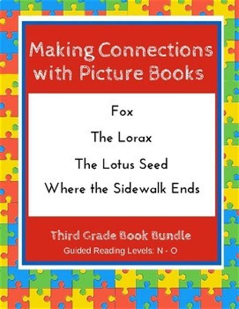 third grade picture books connections with picture books third grade book
