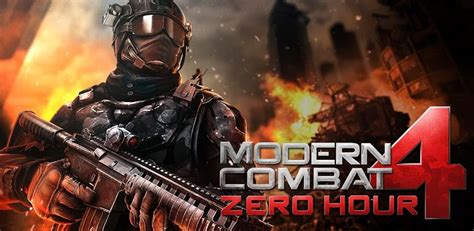modern combat 4 zero hour 187 android 365 free android