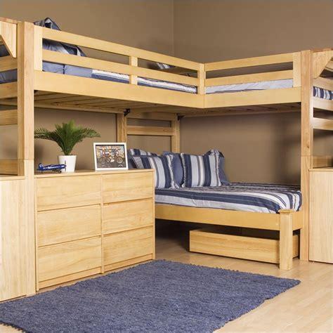 bed loft plans 2 215 4 bunk bed plans bed plans diy blueprints