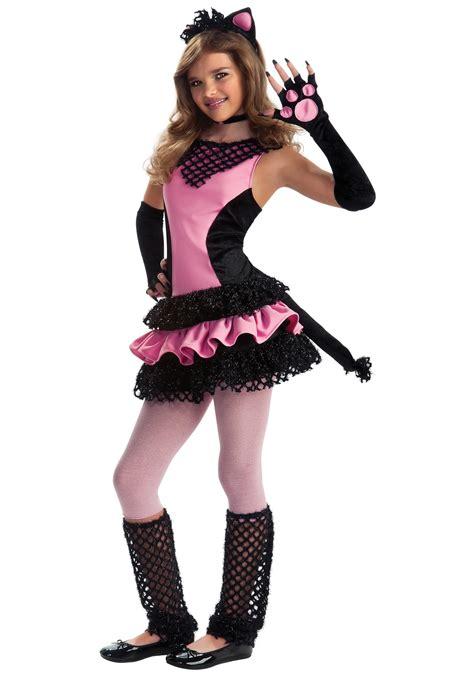 ideas cat costume tween black costume