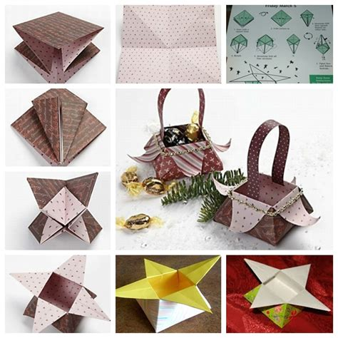 diy origami box wonderful diy origami box