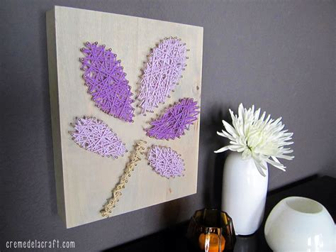 craft and home projects 18 creative diy string ideas 2015 you can try at home