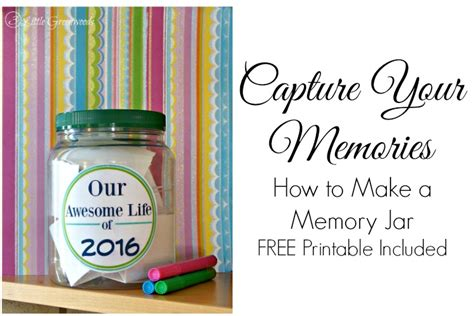 how to make your sd card your memory how to make a memory jar