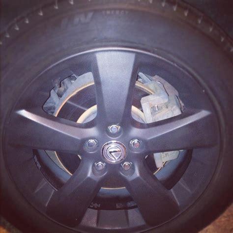 spray painting wheels black just spray painted my stock rims black clublexus lexus