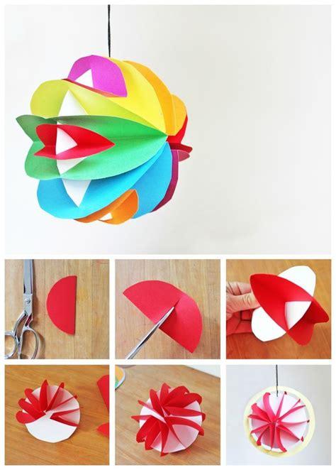 3d paper crafts for 3d paper crafts for children find craft ideas