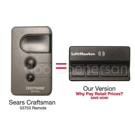sears garage door opener remotes garage door opener remote sears craftsman garage door