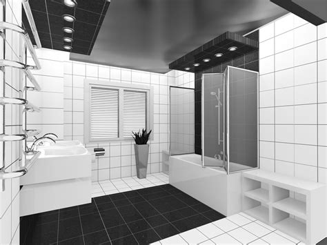 ultra modern bathroom designs 15 black and white bathroom ideas design pictures