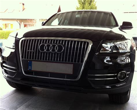 Audi Q5 Grill by The Webring At Der Gemischte Zu Audi Apple
