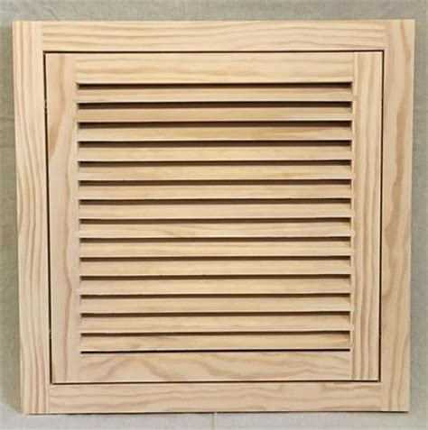 woodworking air filter 17x17 wood return air filter grille woodairgrille