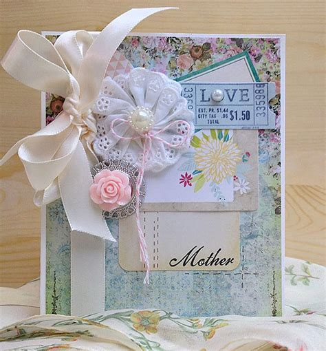 mothers day card ideas 20 beautiful handmade s day crafts card ideas 2016