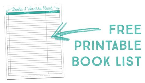 picture book list free printable book list plus a look at what i m reading