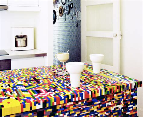 lego kitchen munchausen s amazing lego kitchen is made from thousands