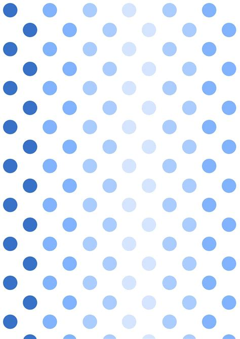 for free to print free digital polka dot scrapbooking paper ombre
