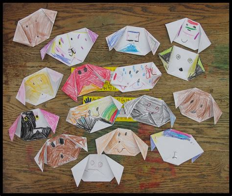 science of origami kearson s classroom the science of origami
